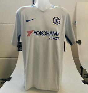 Nike FC Chelsea Trikot Fußballtrikot Training 905512-044 Herren Gr. L