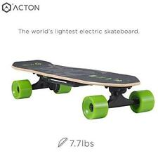 ACTON Blink Lite - Worlds Lightest Electric Skateboard with Bluetooth Control