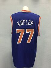 NBA New York Knicks Kofler #77. Size: L. Adidas jersey camiseta maillot