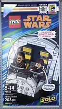 Lego Star Wars Millenium Falcon Cockpit. San Diego Comic-Con 2018. #2549. Sealed