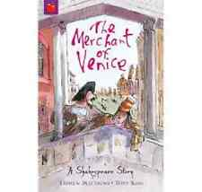 'The Merchant of Venice' A Shakespeare Story Paperback Book