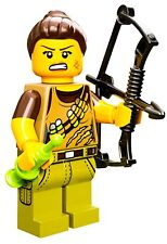 LEGO Minifigures Series 12 71007 Dino Tracker Girl Bow Arrow Figure