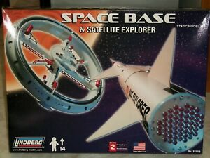Lindberg Scale Space Base & Satellite Explorer