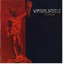 Virgin Steele – Invictus Label: t&t - CD (1998) GERMANY