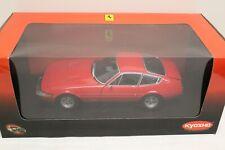 Kyosho Ferrari 365 GTB/4 Daytona red 1:18 Limited Edition Club America