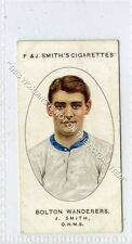 More details for (ga6600-454) smith, football club records, #23 j.smith, bolton wanderers 1917 vg