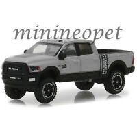GREENLIGHT 30014 HOBBY EXCLUSIVE 2018 DODGE RAM POWER WAGON 1/64 BRIGHT SILVER