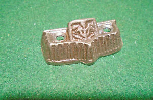 KEEPER for SMALL BRANFORD LOCK WORKS NIGHT LATCH RIM LOCKS - REPRO - (15519)