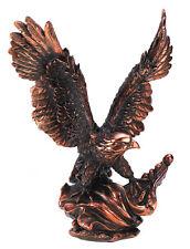 Furniture Creations 13820 Majestic Eagle in Flight Bird Statue Figure