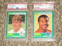 Troy Aikman Steve Atwater 1989 Score Rookie Card RC #270 Bundle HOF PSA 7 9 Lot