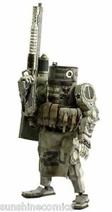 3A ThreeA Ashley Wood Caesar USMC WWRP World War Robot Action Figure NEW SEALED