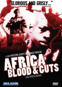 "FILM ""Addio Africa"" Jacopetti AFRICA BLOOD & GUTS - Mercenary / Söldner movie"