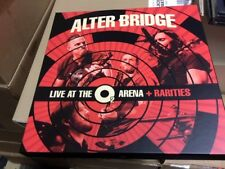 ALTER BRIDGE - LIVE AT O2 + RARITIES - 4LP Vinyl Box Set (New & Sealed)
