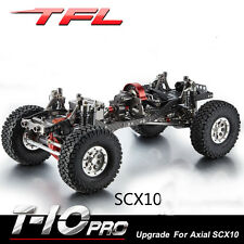 TFL RC Cars AXIAL SCX10 / T-10 Pro Rock Crawler Aluminium Alloy Motor Gear Wheel