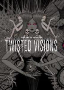 The Art of Junji Ito: Twisted Visions by Junji Ito (English) Hardcover Free Ship