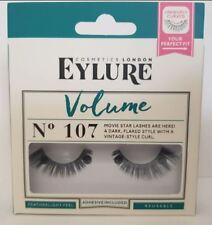Eylure Volume No 107 Strip Eyelashes %7c **FREE POST**