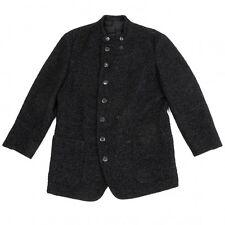 ISSEY MIYAKE MEN Stand collar short coat Size M(K-33163)