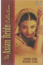 THE ASIAN BRIDE COLLECTION - ASIAN WEDDING SONGS AUDIO CASSETTE - FREE UK POST