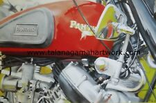 5 X Panther GREEVES BSA Norton Triumph British Moto Greetings Cards