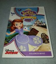 Sofia the First: Once Upon a Princess (DVD, 2013)*Disney
