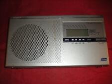 Rare SONY ICF-D11W Portable 2-Band Radio Receiver FM/MW ASIS PLEASE READ