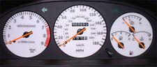Lockwood Toyota Celica ST185 1990-1994 GT4 180MPH SILVER (ST) Dial Kit 44TTT2