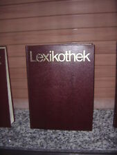 Lexikothek, Das Bertelsmann Lexikon in 10 Bänden,4.Band