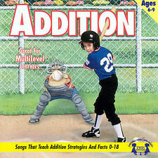 Addition Music CD & Book Set, Twin Sisters Productions, New Single