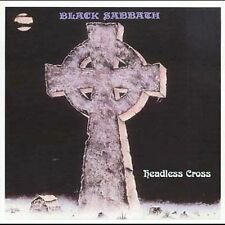 Headless Cross by Black Sabbath (CD, Feb-2002, EMI Music Distribution)