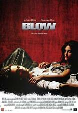 BLOW  DVD THRILLER