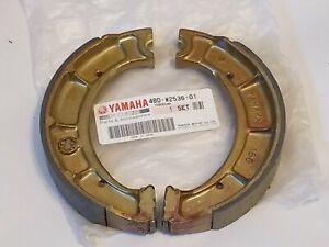 4BD-W2536-01-00 Yamaha Front Brake Shoes  ss 4BD-W2536-00-00