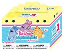 KAWAII SQUEEZIES - SERIES 3 -  ANIMALS - MYSTERY BLIND BOXES **NEW**