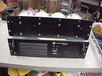 Motorola XPR8380 XPR8300 800/900MHZ REPEATER 30 WATT-UPBANDED TO 900MHZ HAM  DMR