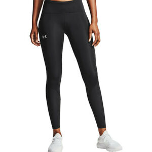 Under Armour Womens Fly Fast 2.0 Heat Gear Running Tights Bottoms Pants Trousers
