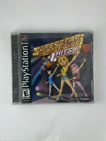 Superstar Dance Club: #1 Hits - Playstation 1 PS1 Game - Complete & Tested