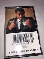 Luther Vandross: Never Too Much - Audio Cassette Tape