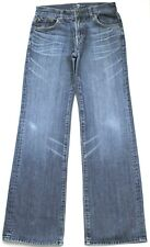 """7 FOR ALL MANKIND """"Relaxed"""" 27x29 Blue Jean Pant Girls Size 12 wp34"""
