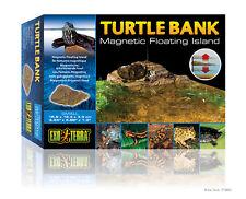 Exo Terra Turtle Bank schwimmende Schildkröten Insel 16.6 x 12.4 x 3.3 cm