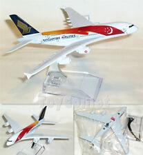 Singapore Airlines Airbus A380 9V-SKI Airplane 16cm DieCast Plane Model