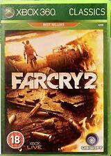 Far Cry 2. Xbox 360. No Manual.
