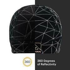 Reflective Beanie Color: Galaxy Black