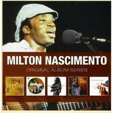 Milton Nascimento - Original Album Series (5 Cd)