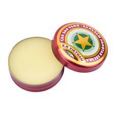 2Pcs 4g Golden Star Balsam Salbe für Kopfschmerzen Schwindel Insekt Stiche Hitze