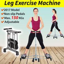 Leg Exercise Magic Machine Leg Trainer Slimming Master Cardio Exercise Non-slip