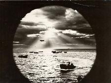 Photo Argentique WW1 Us Navy Pacific 1944