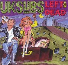 Left For Dead, U.K. Subs, Good Live, Original recording remaste