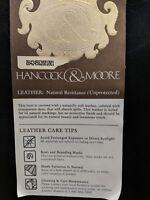 Vintage Hancock & Moore Chapman Game Room / Bar Counter Stool 138-24