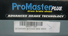 BRAND NEW PROMASTER PLUS SRB657 / 657 REAR BRAKE SHOES FITS LISTED VEHICLES
