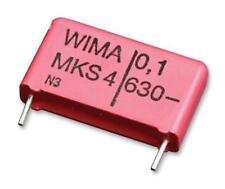 capacitor Wima mks4 4,7uf 100v 5/% nos 1 condensador audio rm27.5
