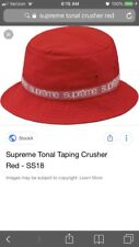 Supreme Tonal Tapping Crusher Red Size M/L